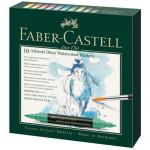 Caja cartón 10 rotuladores de color acuarelables Albrecht Dürer Faber-Castell