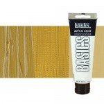 Acrílico Liquitex Basics color amarillo bronce (118 ml)