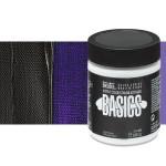 Acrílico Liquitex Basics color púrpura dioxacina (946 ml)