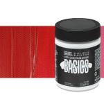 Acrílico Liquitex Basics color tono rojo cadmio oscuro (946 ml)