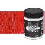 Acrílico Liquitex Basics color rojo primario (946 ml)