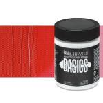 Acrílico Liquitex Basics color rojo primario (946 ml)