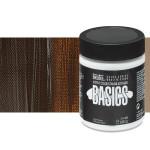 Acrílico Liquitex Basics color tierra sombra tostada (946 ml)