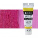 Acrílico Liquitex Heavy Body color magenta quinacridona (59 ml)