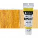 Acrílico Liquitex Heavy Body color siena natural transparente (59 ml)