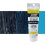Acrílico Liquitex Heavy Body color turquesa oscuro (59 ml)