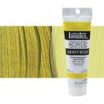 Acrílico Liquitex Heavy Body color oro verde (59 ml)