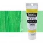 Acrílico Liquitex Heavy Body color verde claro permanente (59 ml)