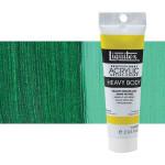 Acrílico Liquitex Heavy Body color verde oscuro permanente (59 ml)