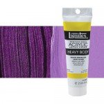 Acrílico Liquitex Heavy Body color violeta prismático (59 ml)