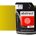 Acrilico Sennelier Abstract Oro iridiscente, 500 ml.