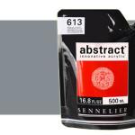 Acrilico Sennelier Abstract Gris Neutro 701, 500 ml.
