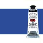 Acrílico Vallejo Artist n. 622 color azul fluorescente (60 ml)