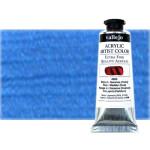 Acrílico Vallejo Artist n. 714 color azul iridiscente (60 ml)