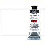 Acrílico Vallejo Artist n. 320 color blanco de zinc (60 ml)