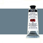 Acrílico Vallejo Artist n. 322 color gris medio (60 ml)