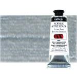 Acrílico Vallejo Artist n. 706 color plata antigua (60 ml)
