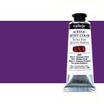 Acrílico Vallejo Artist n. 624 color violeta fluorescente (60 ml)