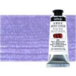 Acrílico Vallejo Artist n. 716 color violeta iridiscente (60 ml)
