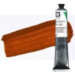 Acrílico Vallejo Studio n. 9 color dorado-naranja óxido de hierro (58 ml)