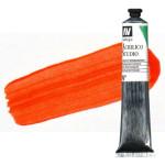 Acrílico Vallejo Studio n. 933 color rojo fluorescente (58 ml)