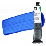 Acrílico Vallejo Studio color azul fluorescente (58 ml)