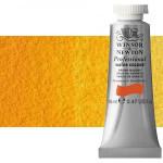 Acuarela Artist Winsor & Newton color amarillo de cadmio oscuro (14 ml)