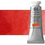 Acuarela Artist Winsor & Newton color laca escarlata (14 ml)