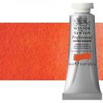 Acuarela Artist Winsor & Newton color naranja Winsor sombra roja (14 ml)