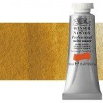 Acuarela Artist Winsor & Newton color ocre amarillo (14 ml)