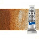 Acuarela Artist Winsor & Newton color ocre marrón (5 ml)