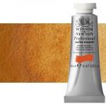 Acuarela Artist Winsor & Newton color ocre oro (14 ml)
