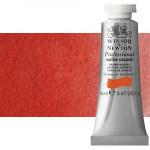 Acuarela Artist Winsor & Newton color rojo de cadmio oscuro (14 ml)