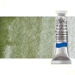 Acuarela Artist Winsor & Newton color tierra verde sombra amarilla (5 ml)