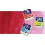 Acuarela Cotman Winsor & Newton 1/2 godet color rosa Madder