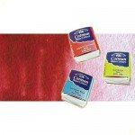 Acuarela Cotman Winsor & Newton 1/2 godet color rosa permanente
