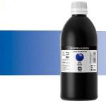Acuarela Liquida Vallejo n. 480 Azul Ultramar, 500 ml.