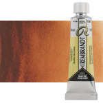 Acuarela Rembrandt Color Tierra Siena tostada 411 (20 ml)
