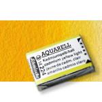 Acuarela Schmincke Horadam, amarillo de cromo oscuro 213, Godet Completo.