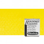 Acuarela Schmincke Akademie, Amarillo cadmio medio 224, 1/2 Godet.