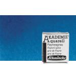 Acuarela Schmincke Akademie, Azul de Prusia 445, 1/2 Godet.