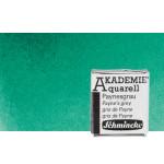 Acuarela Schmincke Akademie, Verde Brillante 551, 1/2 Godet.