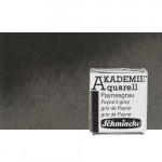 Acuarela Schmincke Akademie, Gris de Payne 770, 1/2 Godet.