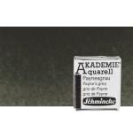 Acuarela Schmincke Akademie, Negro 782, 1/2 Godet.