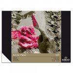 Bloc Acrílico Rembrandt 400 gr, 24x32, 10 hojas, grano medio