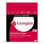 Bloc de 12 hojas de papel para óleo Daler-Rowney de 290 gr (50,8x40,6 cm)