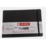 Bloc ArtCreation punteado, 21x14,8, banda elastica, 80 h, 80 gr.