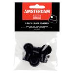 Boquilla Estandar Spray Acrilico Amsterdam, juego 6 unidades (2,5 cm)