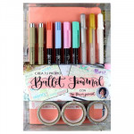 Set crea tu diario Rosa Pastel, Bullet Journal