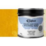 Tinta Grabado Ecológica Amarillo Indio, Lata 250 gr.
